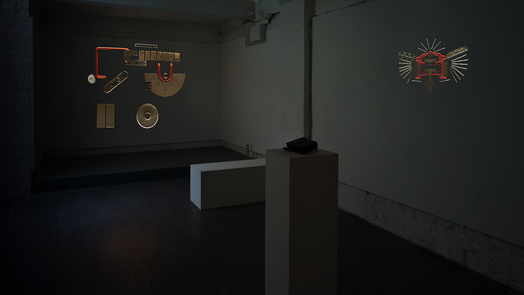 Shift (installation view)