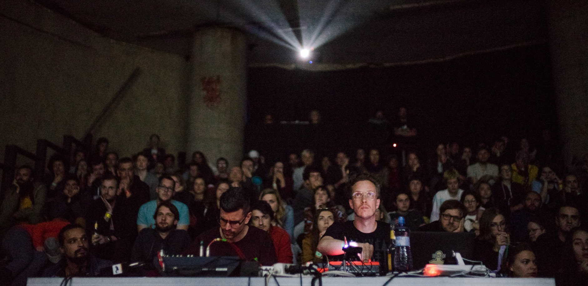 MAX HATTLER: audiovisual performances