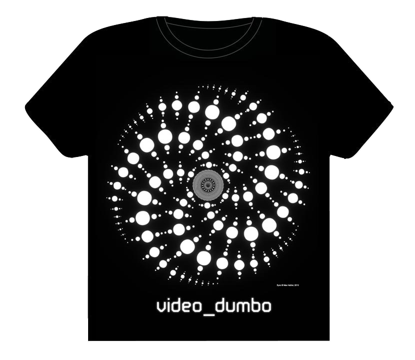 video_dumbo 2011 Sync t-shirt